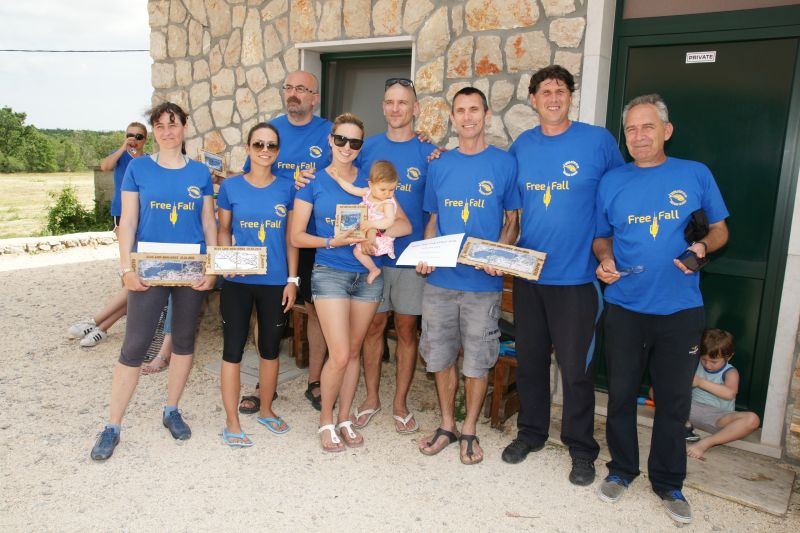 Blue Lake Challenge 2016.