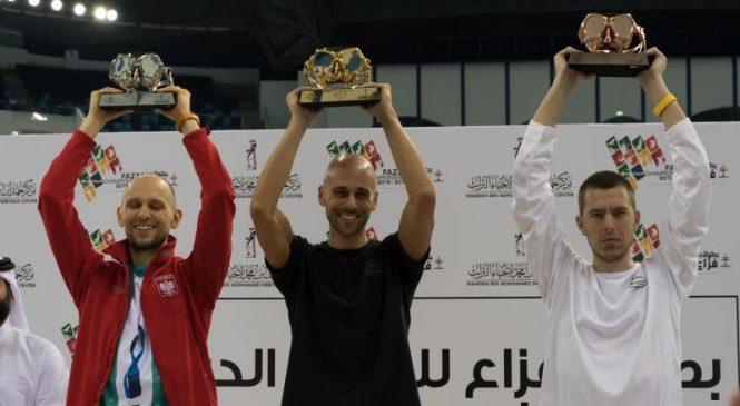 Goran Čolak ponovno je na vrhu Dubaija