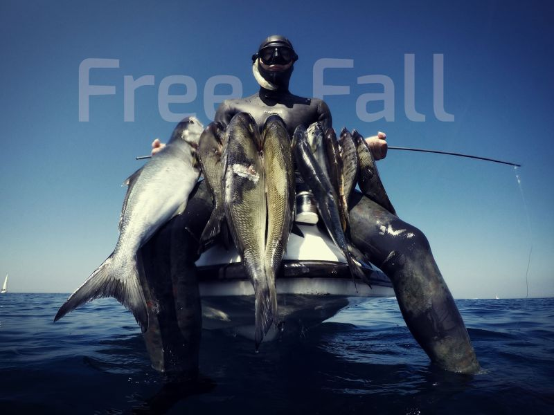 Free Fall ronilačka odijela