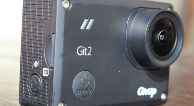 Akcijska kamera GitUp Git2 Pro