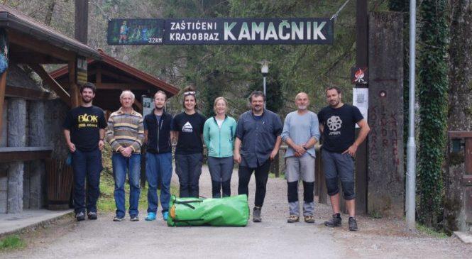 Preliminarna speleoronilačka i biospeleološka istraživanja izvora Kamačnik