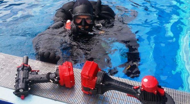 Prezentacija  NEMO POWER TOOLS podvodnih alata