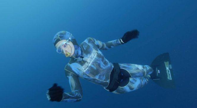 Tečaj ronjenja na dah (1) – Vježbe na suhom