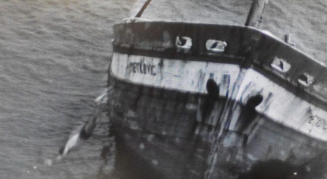 Fotografije broda Metković iz 1969.