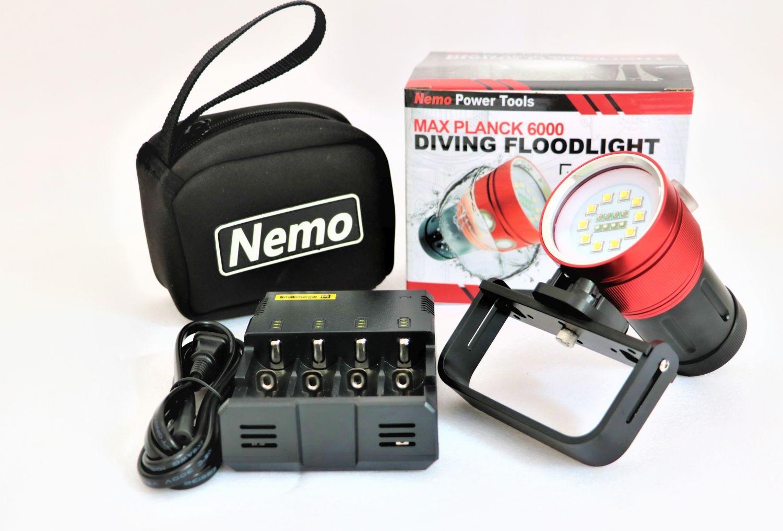 Ronilački reflektor Nemo 6000