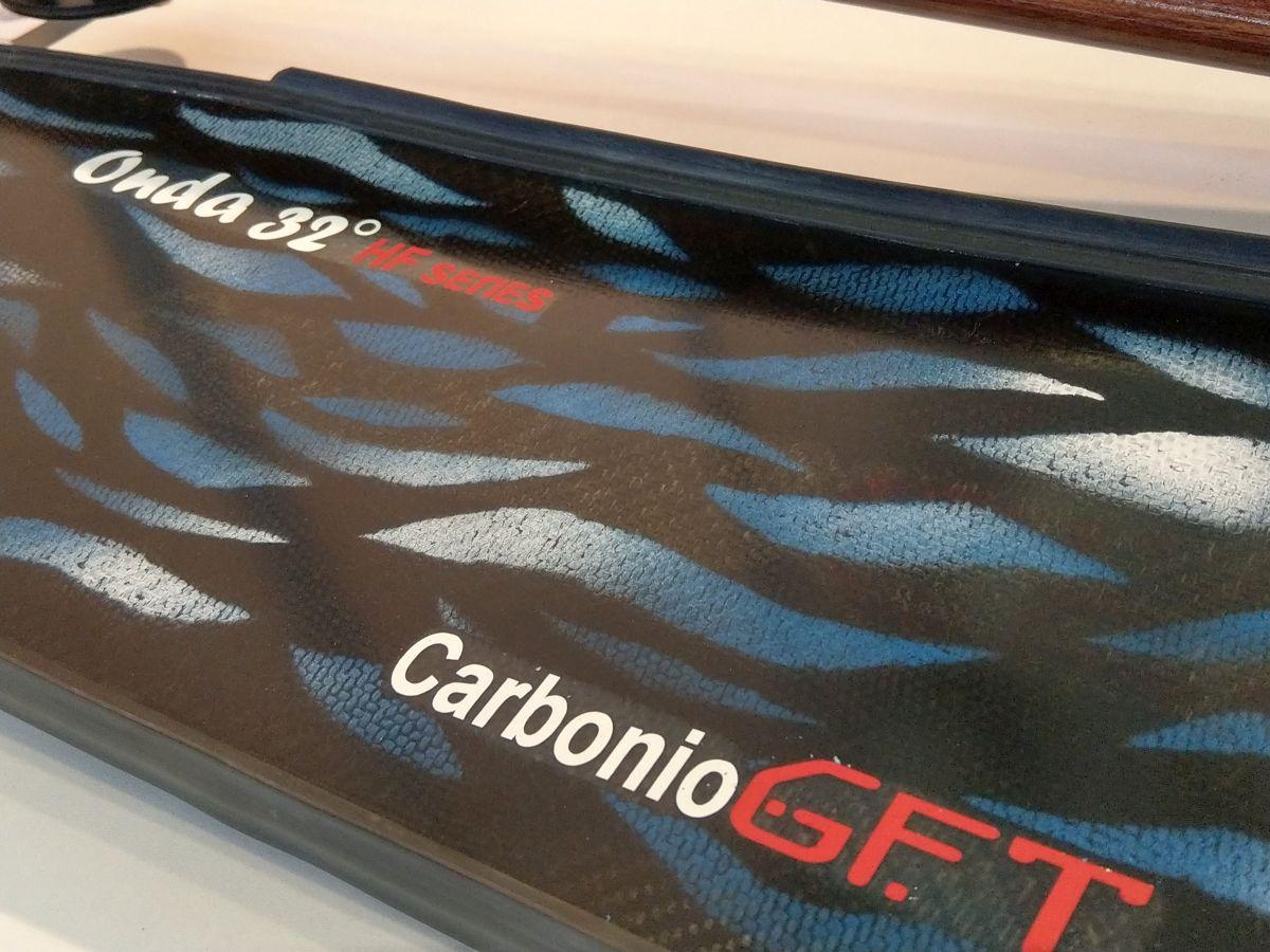 Carbonio GFT Onda listovi