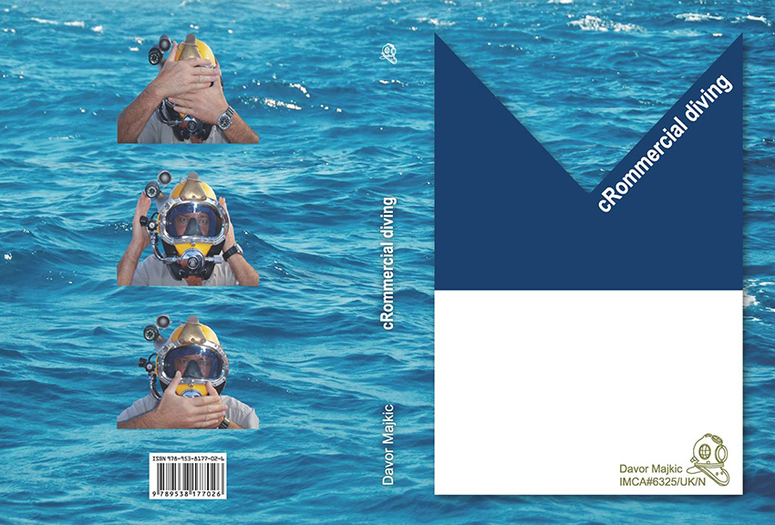 Knjiga cRommercial diving