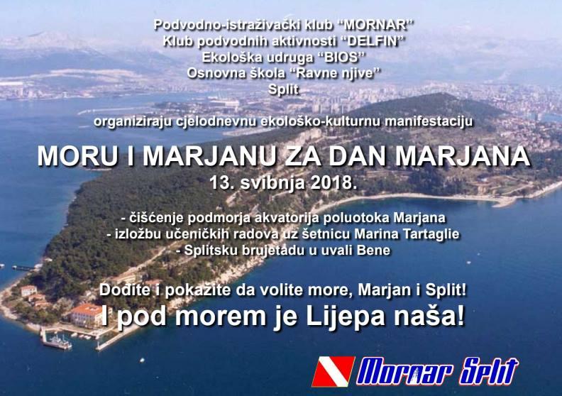 Moru i Marjanu za Dan Marjana