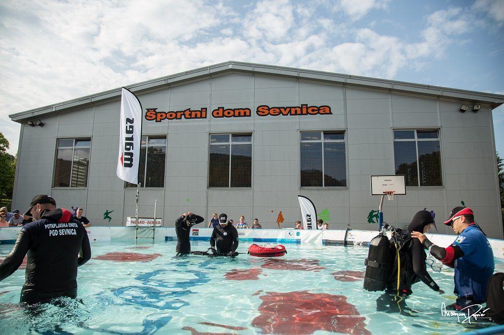 Sevničani ugostili hrvatski ronilački tim