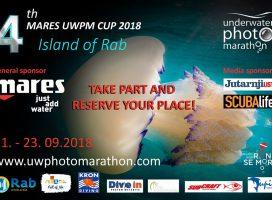 4. Mares Underwater Photo Marathon Rab