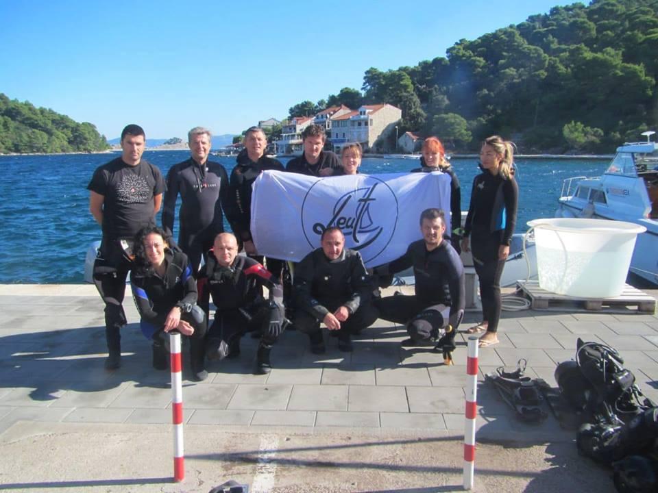 "Ekološki ronilački klub ""Leut"" Blace/Mostar"