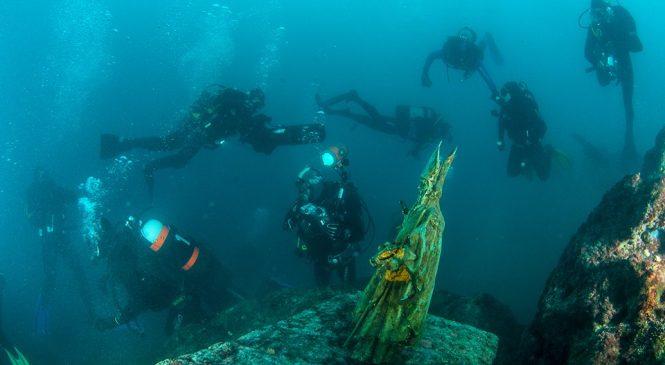 Deseto podmorsko hodočašće Svetome Nikoli