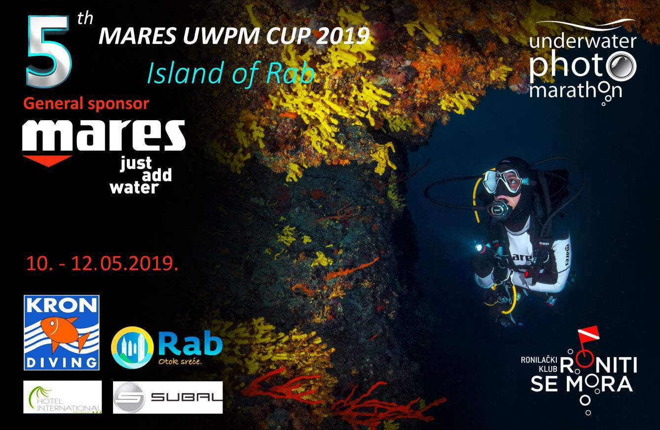 5. MARES UNDERWATER PHOTO MARATHON KUP