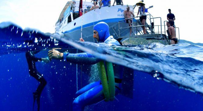 Završeno državno prvenstvo u dubinskom ronjenju na dah