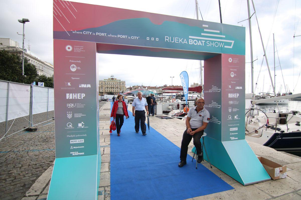 Drugi dan Rijeka Boat Showa