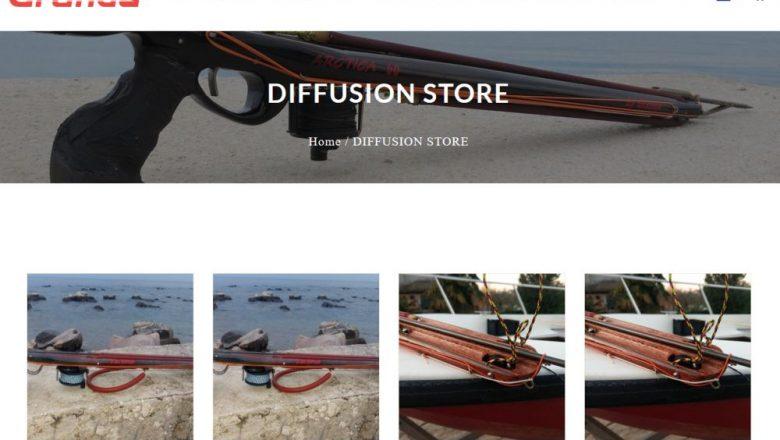 Diffusion store by Granda sub