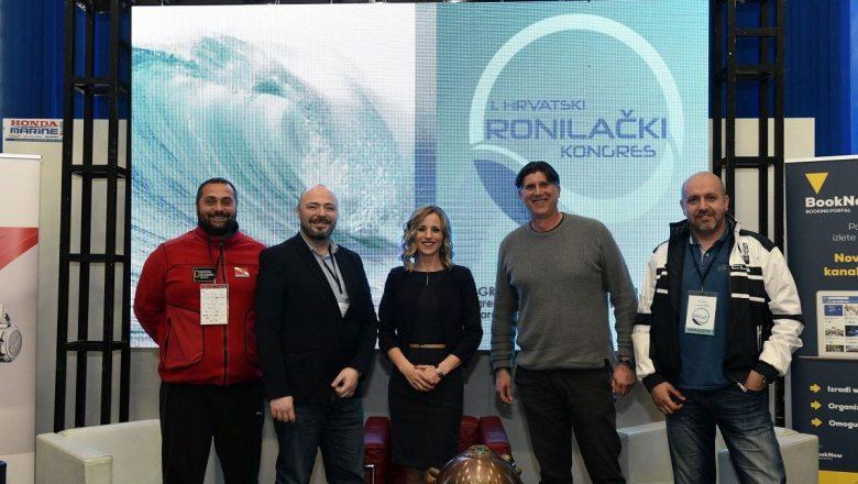 Napokon ujedinjeni ronioci na prvom hrvatskom ronilačkom kongresu