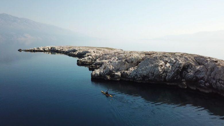 Kajak i Goli otok