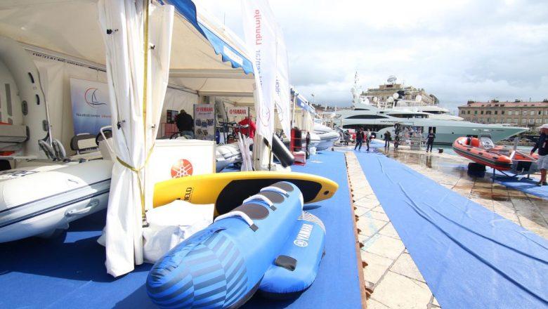 Otvoren je Rijeka Boat Show 2020!