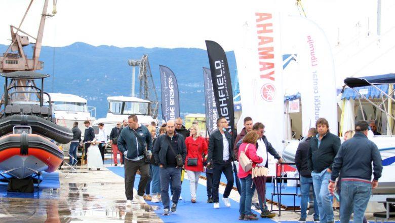 Trodnevni Rijeka Boat Show okupio brojne zaljubljenike u nautiku!