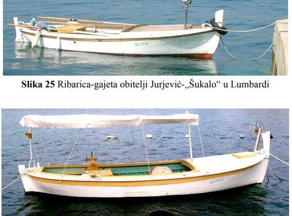 Gradnja korčulanske brodice u 10 faza