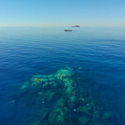 U podmorju pličine Pupak – Palagruža