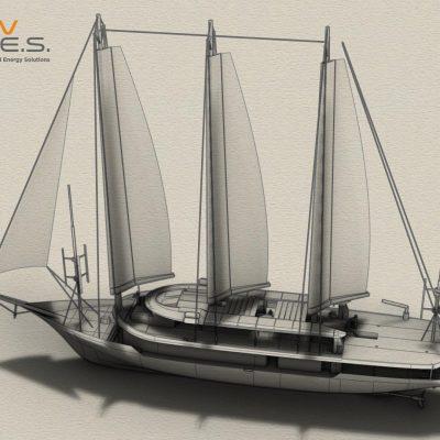 U Splitu će se graditi najveći 'zeleni' jedrenjak s tri jarbola na svijetu!