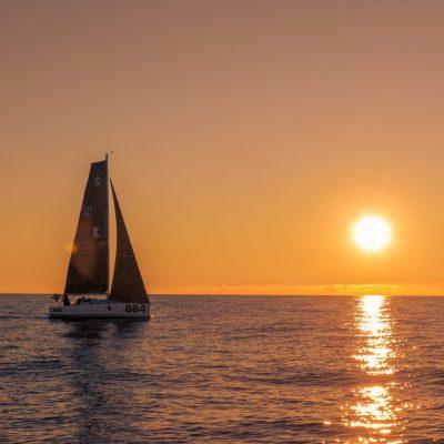 Offshore trening regata