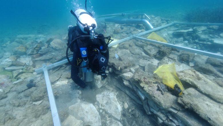 Podmorska arheološka istraživanja na otoku Korčuli