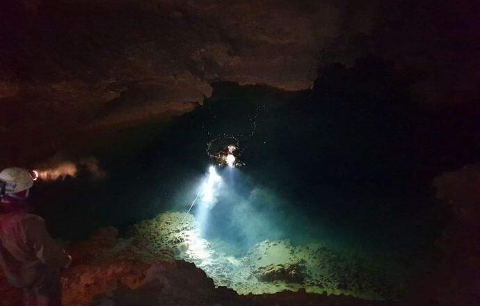 Ronilačko istraživanje u najdubljoj jami Biokova