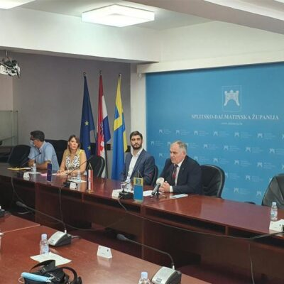 Predstavljen informacijski sustav za evidenciju pomorskog dobra u Splitsko-dalmatinskoj županiji