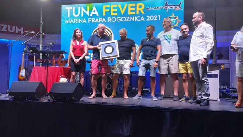 Posada 'Fishing adventure' pobjednici su 6. Tuna fever