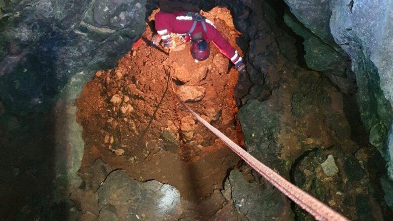 Početak speleoloških I biospeleoloških istraživanja Lasića vrila