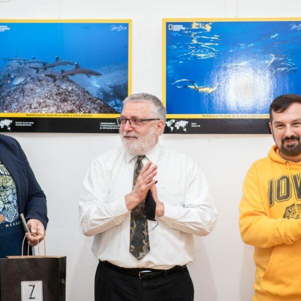 10. Izložba podvodnih fotografija Plavi svijet